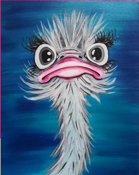 Afbeeldingsresultaat voor gekke kat schilderij
